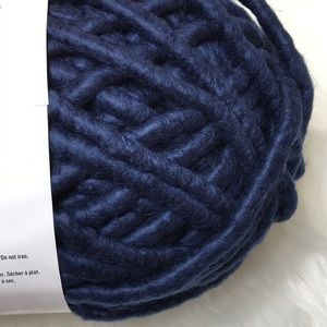 indie Other - Indie navy blue 87yds super bulky yarn